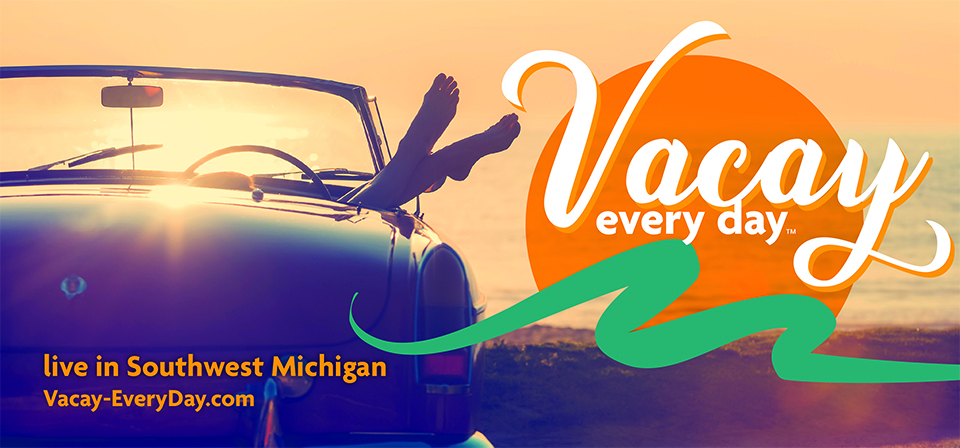 Vacay every day convertible email blast